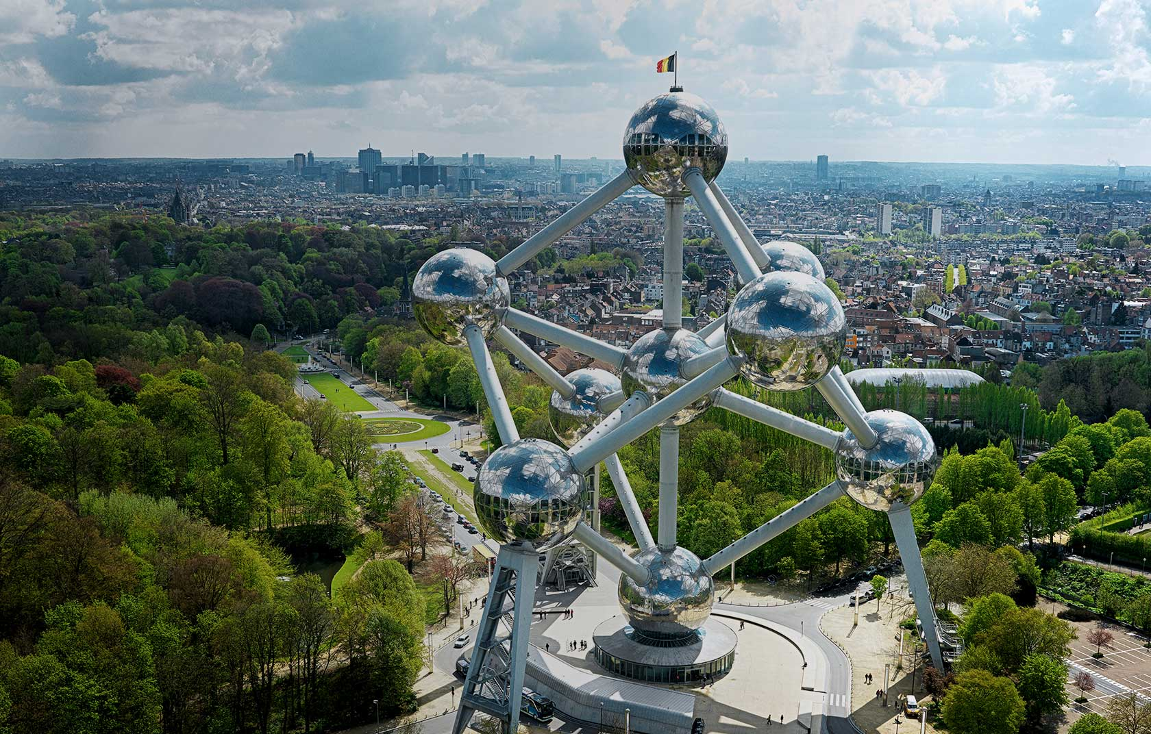 Image result for atomium brussels